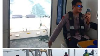 Awas Gelombang Tinggi di Laut Karawang, Ini Kata Pol Air !