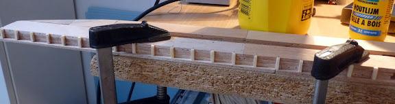 Opbouw laadperron