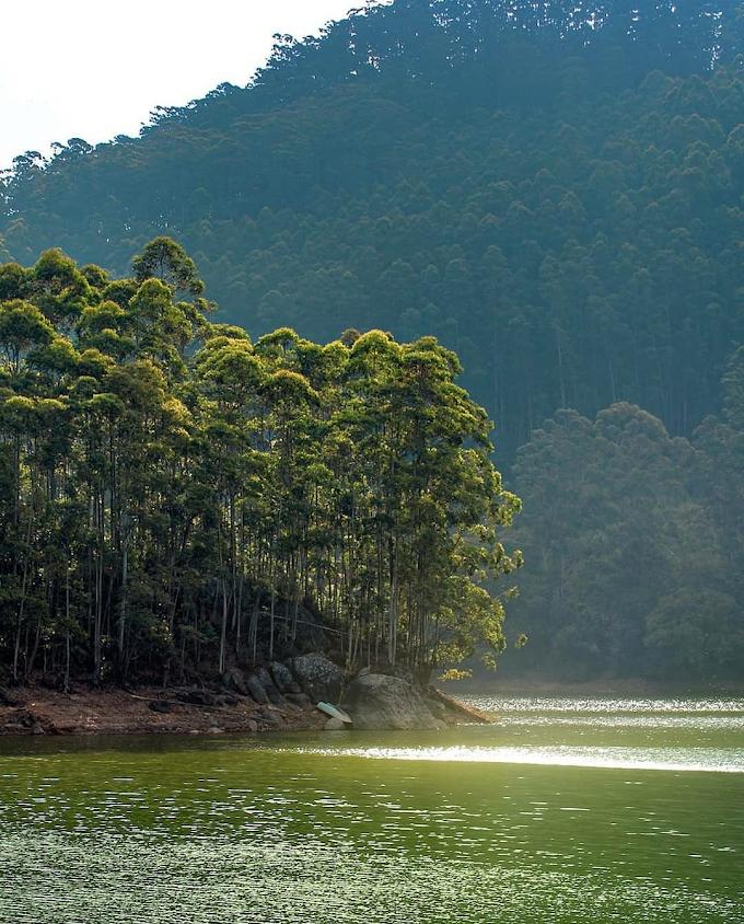 Kundala Dam Lake, Munnar, Kerala