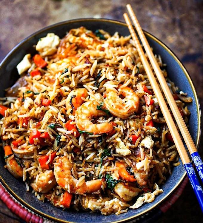 Shrimp Fried Rice Recipe | Breakfast Care | Healthy Breakfast