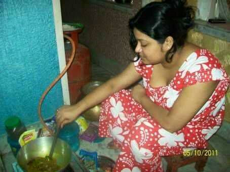 Indian Hot Wife Photo