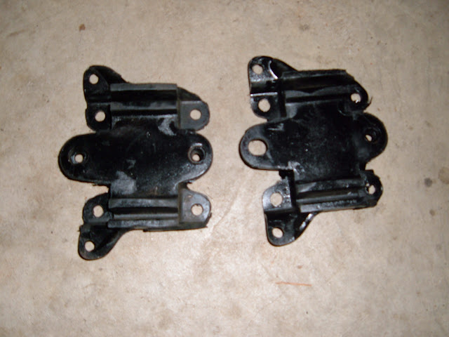 1957-1958 Rebuilt engine mounts 120.00 exchange, 160.00 outright. Rebuilt here in the USA. Limited # at this price.