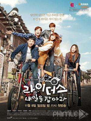 Phim Bắt Lấy Ngày Mai - Riders: Catch Tomorrow (2015)