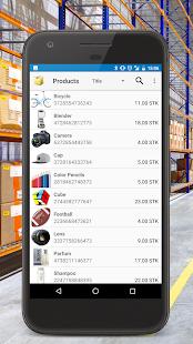 Storage Manager : Stock Tracker - náhled