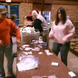 Hygiene Kits for Haiti, Crestwood CC