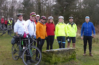 Joint ride with West Kent CTC