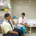 WIS Pawan Baug Organises for Eye Checkup[2014-2015]