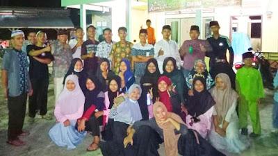 Eratkan Silaturahim, Remaja Masjid Di Siabu Adakan Buka Puasa  Bersama