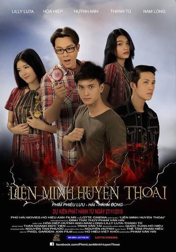 Liên Minh Huyền Thoại phim rạp việt nam
