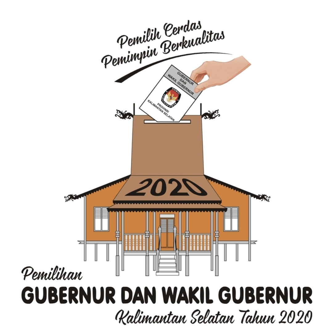 Tagline, #gubernurpuga #gantigubernur Kalsel 2020