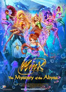 Bí Mật Dưới Đáy Vực - Winx Club: The Mystery Of The Abyss poster
