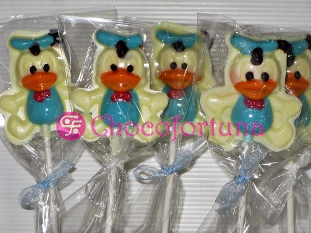 Cokelat coklat Lolipop Donald Duck Disney Bebek