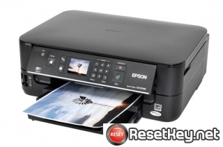 Reset Epson SX535 printer Waste Ink Pads Counter