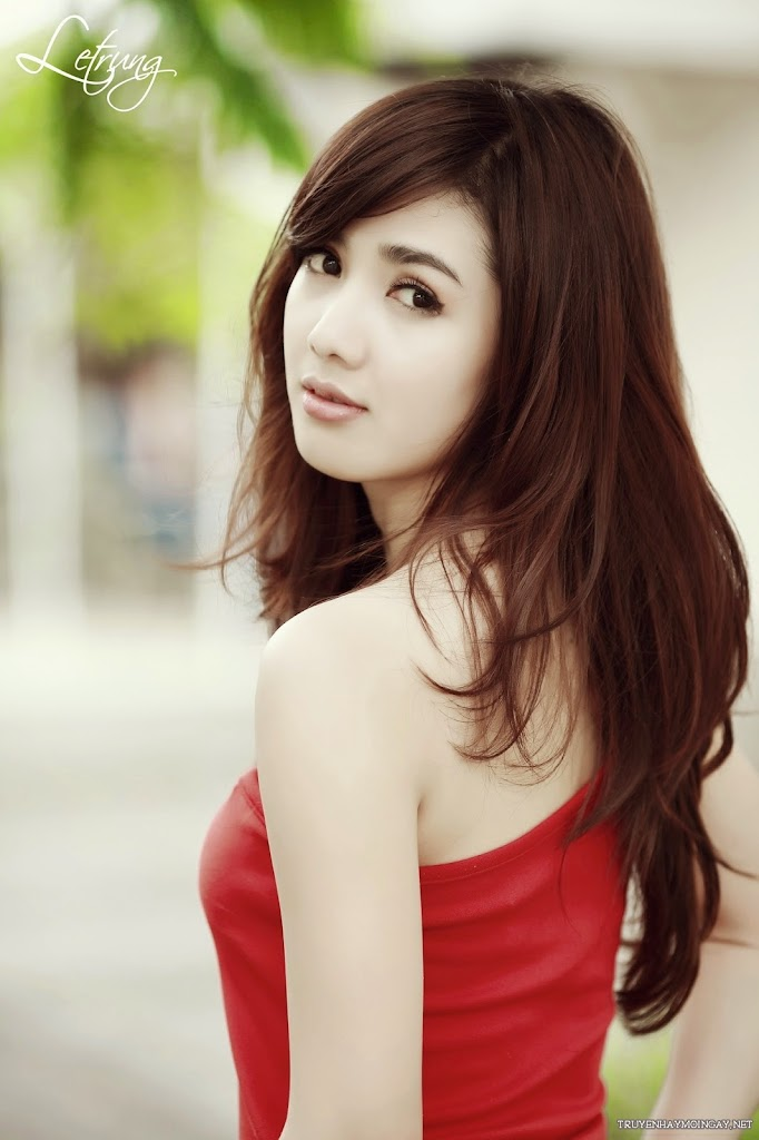 Ngắm Ảnh Girl Xinh Việt Thu Hút Người Xem Nhiều Nhất