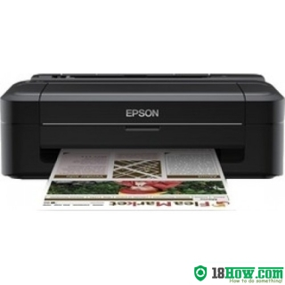 How to Reset Epson ME-10 printer – Reset flashing lights problem