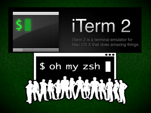 iTerm and Oh-my-zsh