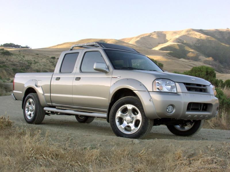 2001 Nissan Frontier Regular Cab Specifications, Pictures, Prices