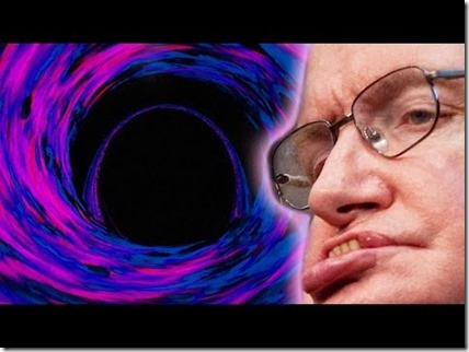 the blacks holes Stephen Hawking