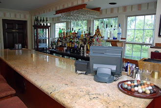 Photo: The Bar in the Restaurant
