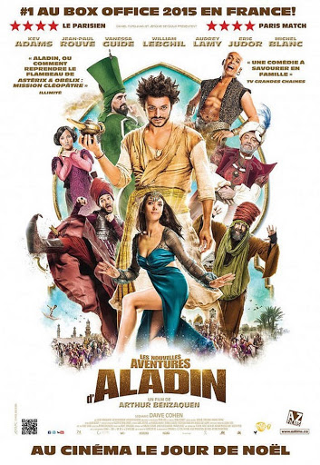 The New Adventures Of Aladdin -  Aladin phiêu lưu
