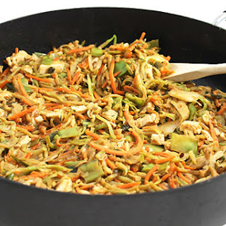 Stir Fried Coleslaw Recipes