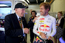 John Surtees and Sebastian Vettel