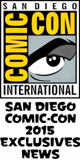 Read TheBlotSays.com for all the latest news on San Diego Comic-Con 2015 Exclusives!