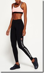 Superdry Core Gym Black Leggings