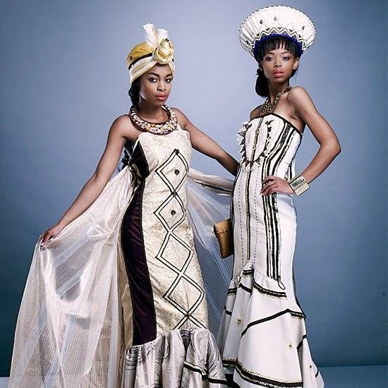 Umbhaco Xhosa Traditional Wear