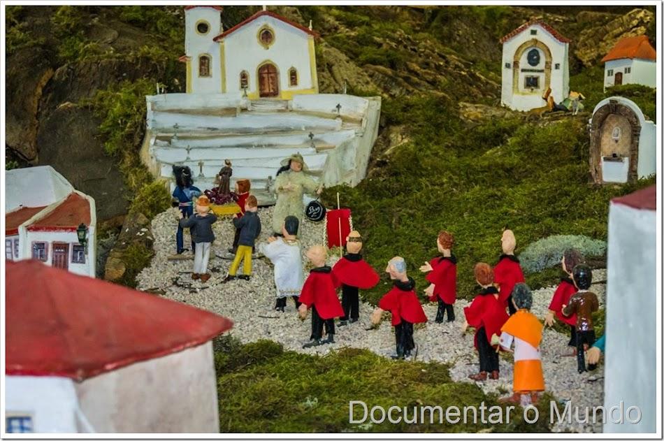Penela vila presépio, presépio Penela 2017, presépios Portugal