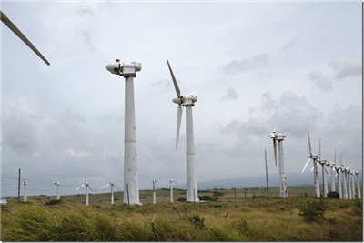 14000 Abandoned Wind Turbines In The Usa Image