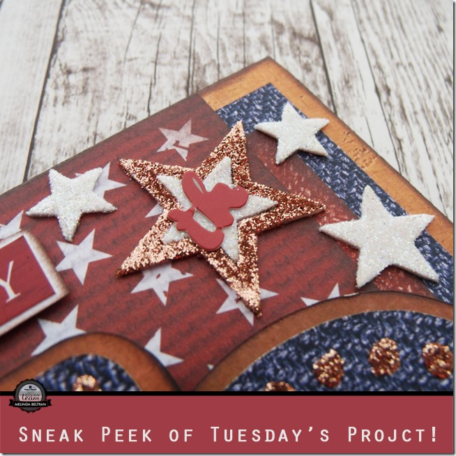 Scrapbook Adhesives 3L foam stars card