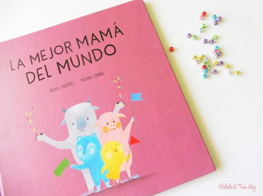 cuento infantil La mejor mamá del mundo NubeOcho