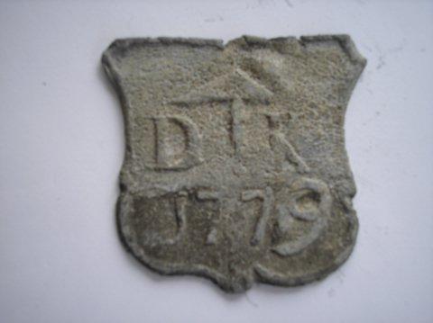 Naam: DKPlaats: Oostwold OldambtJaartal: 1779Boek: Steijn blz 9Vindplaats: Vliethoven