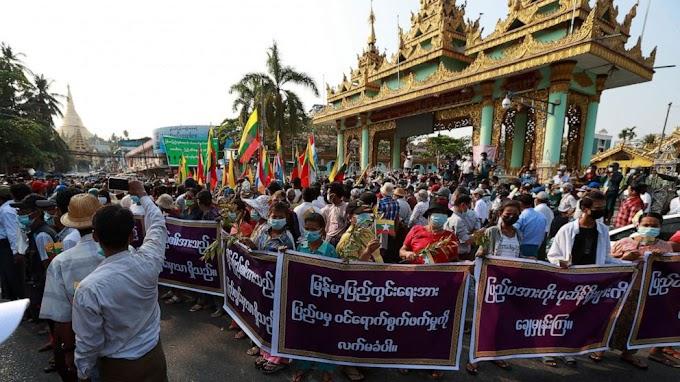 बड़ी खबर : पड़ोसी देश म्यांमार में तख्तापलट की तैयारी, आंग सान सू की और राष्ट्रपति हिरासत में लिए गए