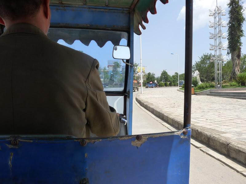 Taxi à Chongning