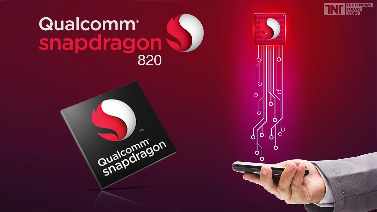 Snapdragon 820 sẽ được trang bị trên smartphone vào đầu năm sau