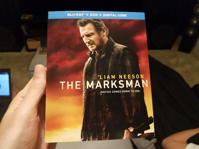 Watching The Markman Tonight!