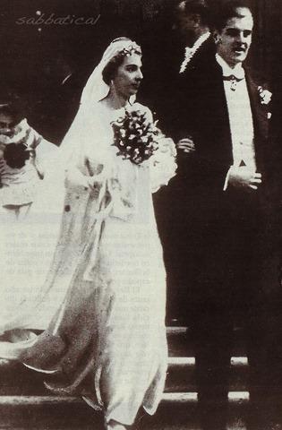 Boda de Beatriz  de Borbón y Battemberg