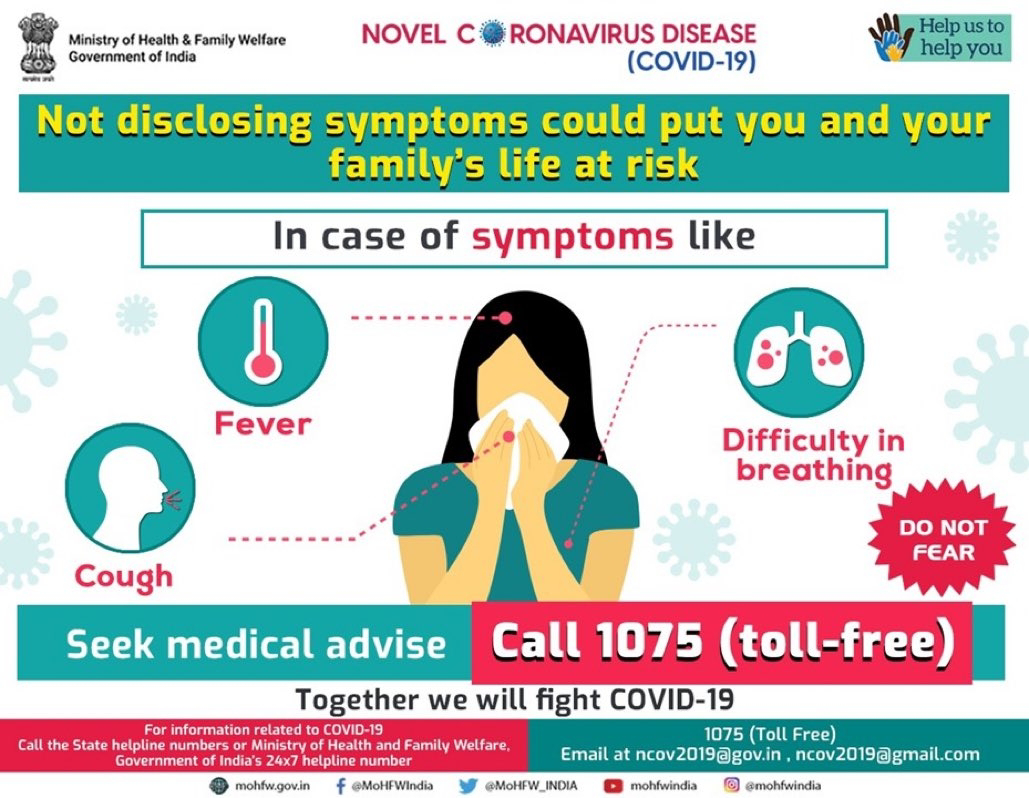 Ranipet records one new COVID-19 Positive Case after 19 Days and another 27 persons under quarantine in Ambur