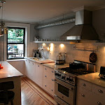 Carroll St. - Brooklyn - Brownstone Kitchen Renovation - Completed