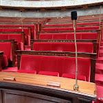 Assemblée nationale : bancs des commissions