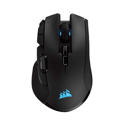 CORSAIR IRONCLAW Wireless RGB - FPS and MOBA Gaming Mouse