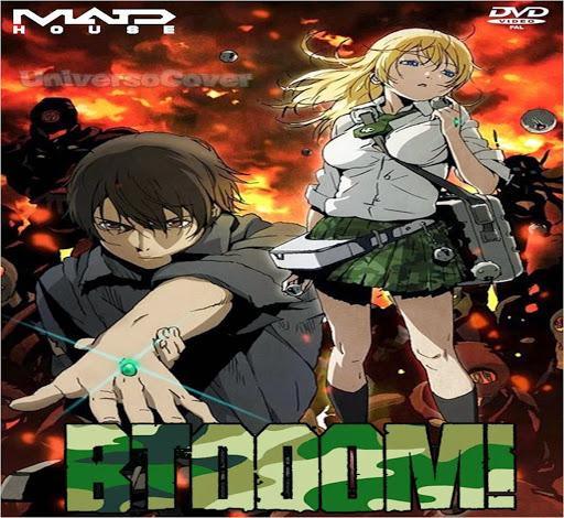 BTOOOM! (2012) FullHD Subs Español (MEGA) Imagen2