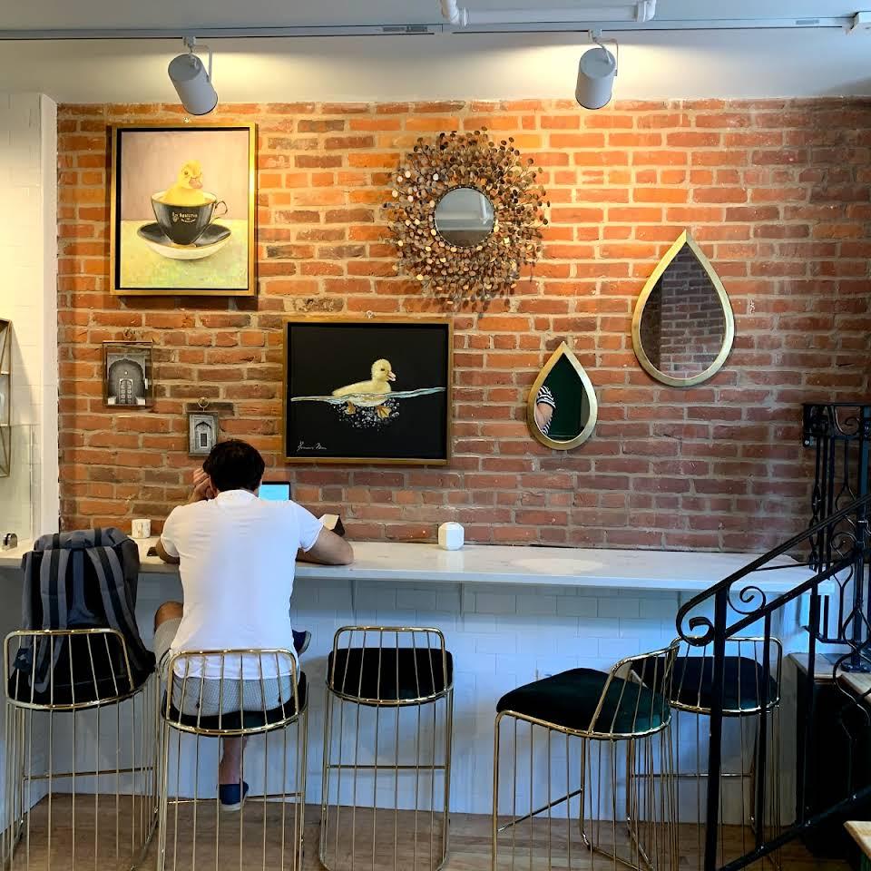 Egalitea Organic Cafe is Now Open - Newbury Street Boston