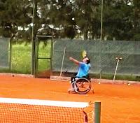 OPENCAÑUELAS torneo internacional de tenis adaptado En las instalaciones  del polideportivo del CFC  en calle Del Carmen 2170 en el barrio de Los Aromos  de Cañuelas, se realizara  un torneo internacional de tenis  adaptado.
