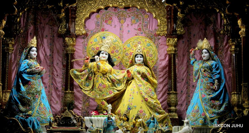 ISKCON Juhu Mangal Deity Darshan on 18th Jan 2017 (13)