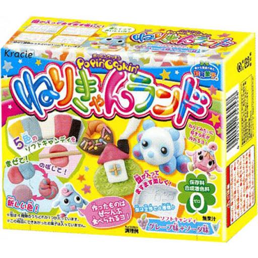 Mua Kẹo đồ chơi Nhật Bản Popin Cookin của Kracie tại cửa hàng Kidsland, 39 Núi Trúc, Ba Đình, Hà Nội