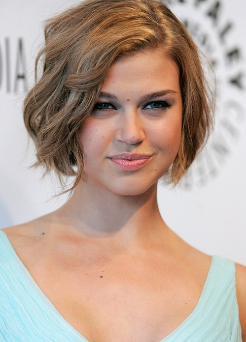 Latest Short Haircuts For Thick Hair 2018 3