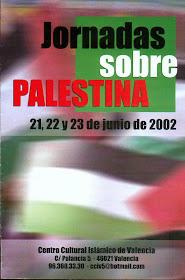 Palestina. Centro Cultural Islámico de Valencia. 2002